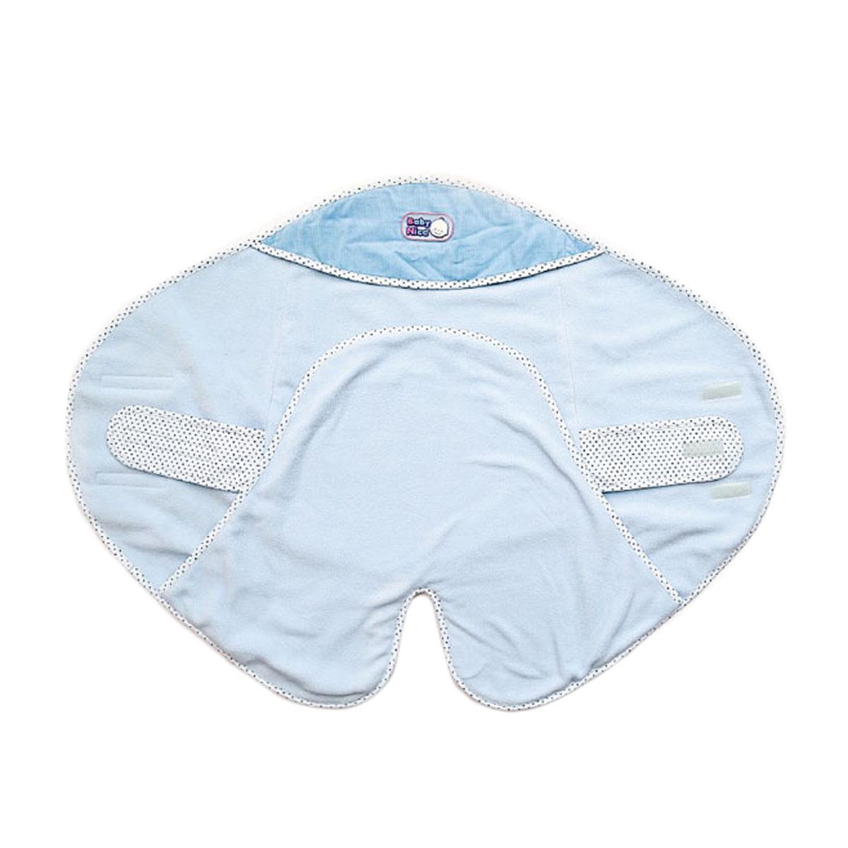 Конверт Baby Nice, цвет: голубой. Е115048. Возраст 0/4 месяца baby nice конверт