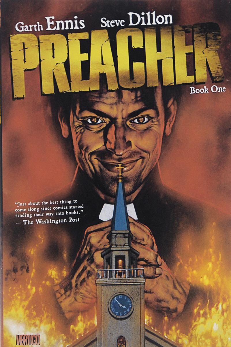 Preacher: Book 1 irish moments a musical journey across the island