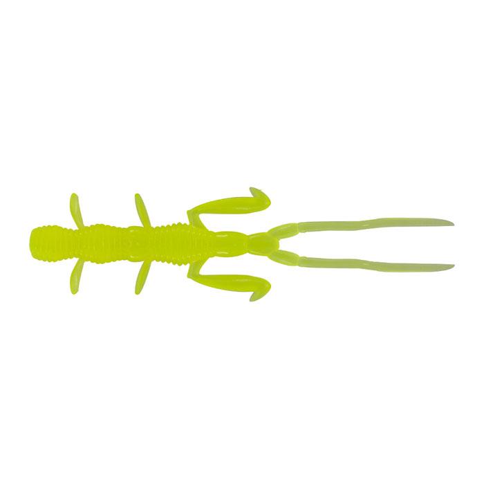 Приманка для рыбы Tsuribito-Jackson Рачок, цвет: салатовый, 5,8 см, 8 шт80936Приманка Tsuribito-Jackson Рачок, выполненная из высококачественного силикона, это маленькая, похожая на насекомое приманка, которую полюбит практически любая рыба. На испытаниях на нее бросалась даже уклейка. Приманка идеально подойдет для ловли форели, окуня. Для нее очень подходит плавная проводка с паузами, на которых Tsuribito-Jackson Рачок аппетитно шевелит своими усами. Это раздразнит даже самую скучную рыбу. С противоположенной от рыбы стороны приманка понравится не только поклонникам УЛ-ловли и стритфишерам, но и будет очень полезна для спортсменов.Какая приманка для спиннинга лучше. Статья OZON Гид