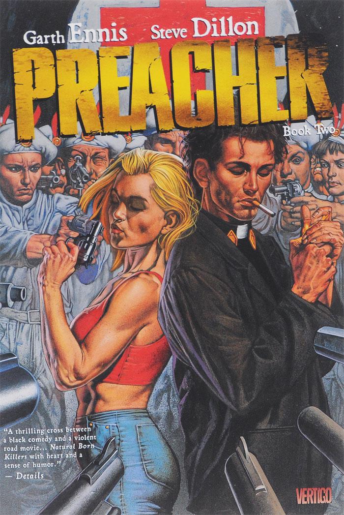 Preacher: Book 2 grace and the preacher