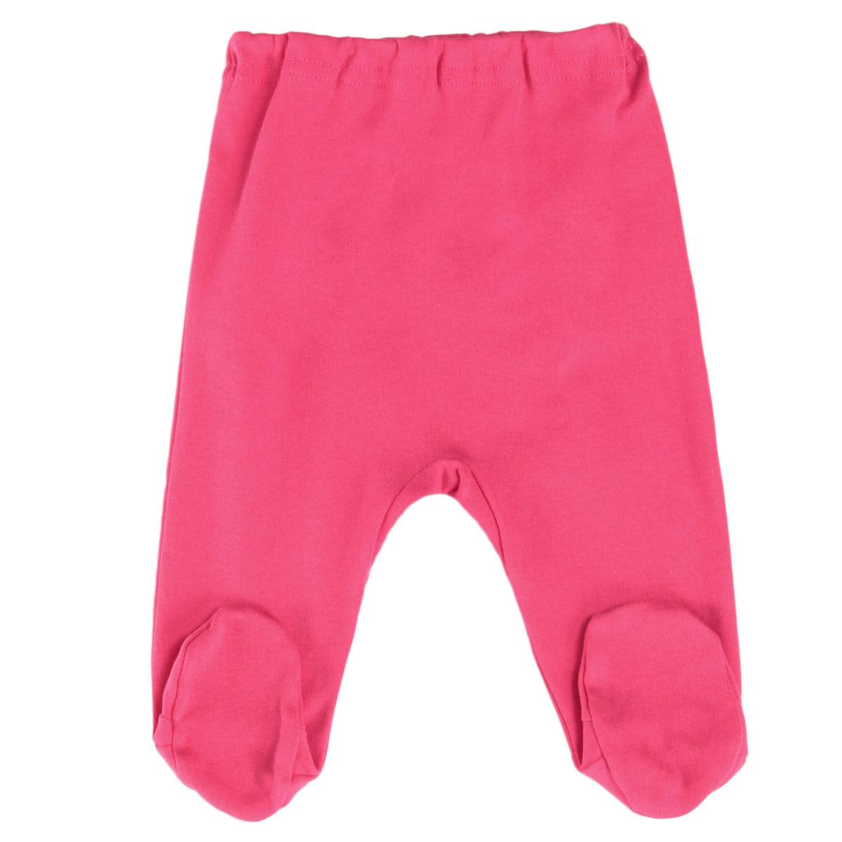 Ползунки для девочки КотМарКот, цвет: ярко-розовый. 3545. Размер 623545Ползунки для девочки КотМарКот послужат идеальным дополнением к гардеробу вашей малышки, обеспечивая ей наибольший комфорт. Изготовленные из интерлока (натурального хлопка), они необычайно мягкие и легкие, не раздражают нежную кожу и хорошо вентилируются, а эластичные швы приятны телу ребенка. Однотонные ползунки с закрытыми ножками на талии имеют эластичную резинку, благодаря чему не сдавливают животик малышки и не сползают. Они идеально подходят для ношения с подгузником.Ползунки полностью соответствуют особенностям жизни крохи в ранний период, не стесняя и не ограничивая ее в движениях.