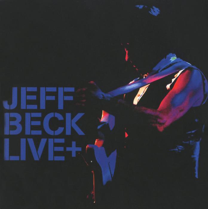 Джефф Бек Jeff Beck. Live +