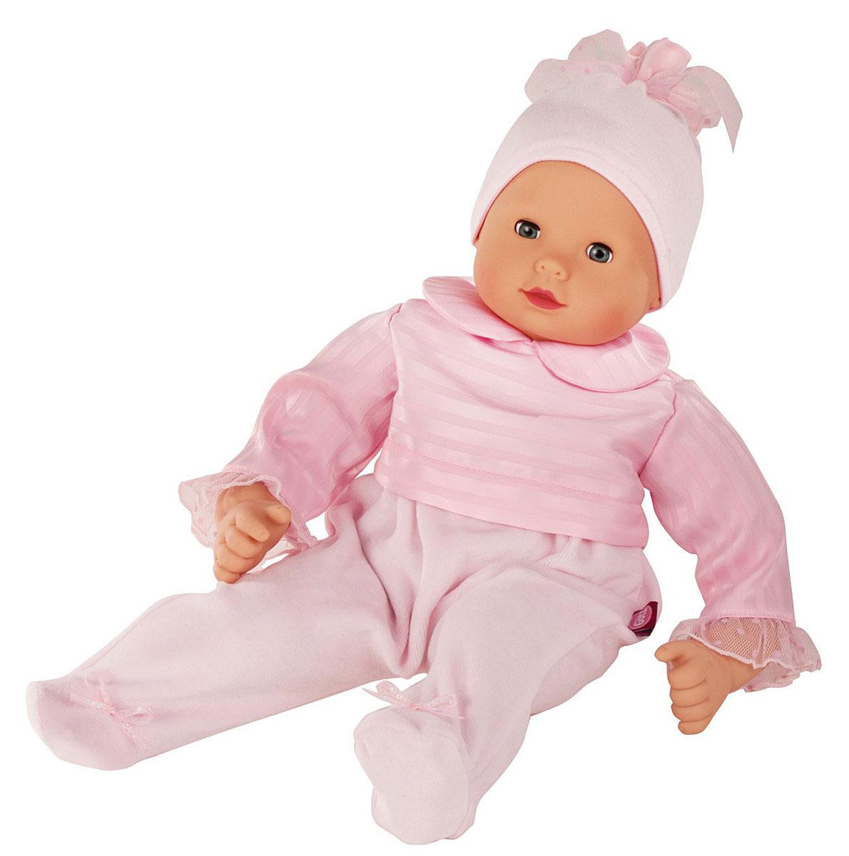 Gotz Пупс Макси-маффин цвет шапки розовый куклы и одежда для кукол gotz мини маффин 22 см