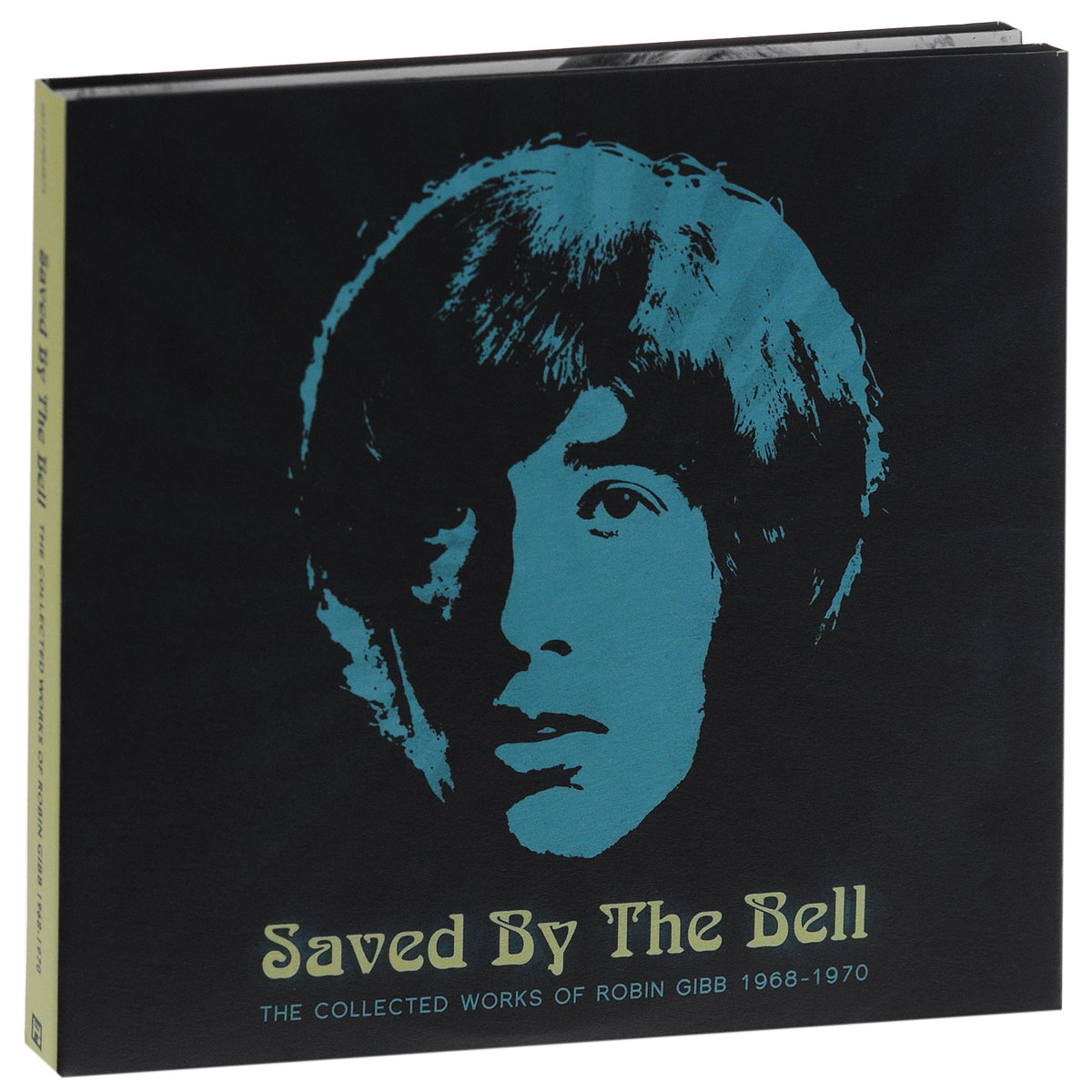 Робин Гибб Robin Gibb. Saved By The Bell. The Collected Works Of Robin Gibb 1968-1970 (3 CD) rdr cd [young] robin hood