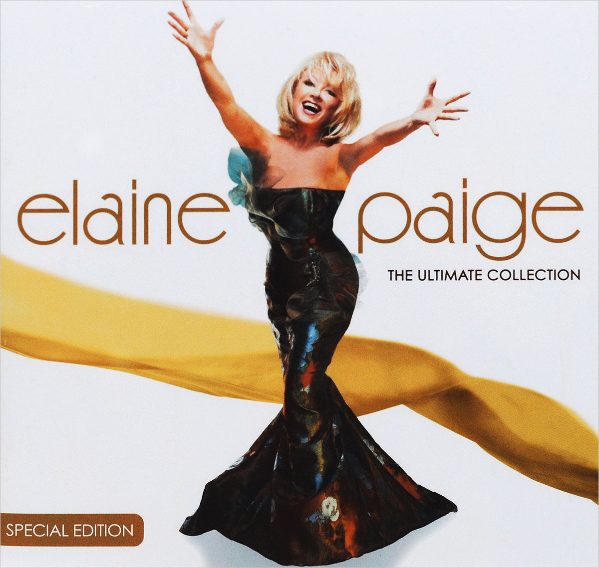 Элейн Пэйдж Elaine Paige. The Ultimate Collection (2 CD) demis rousso the ultimate dvd cd