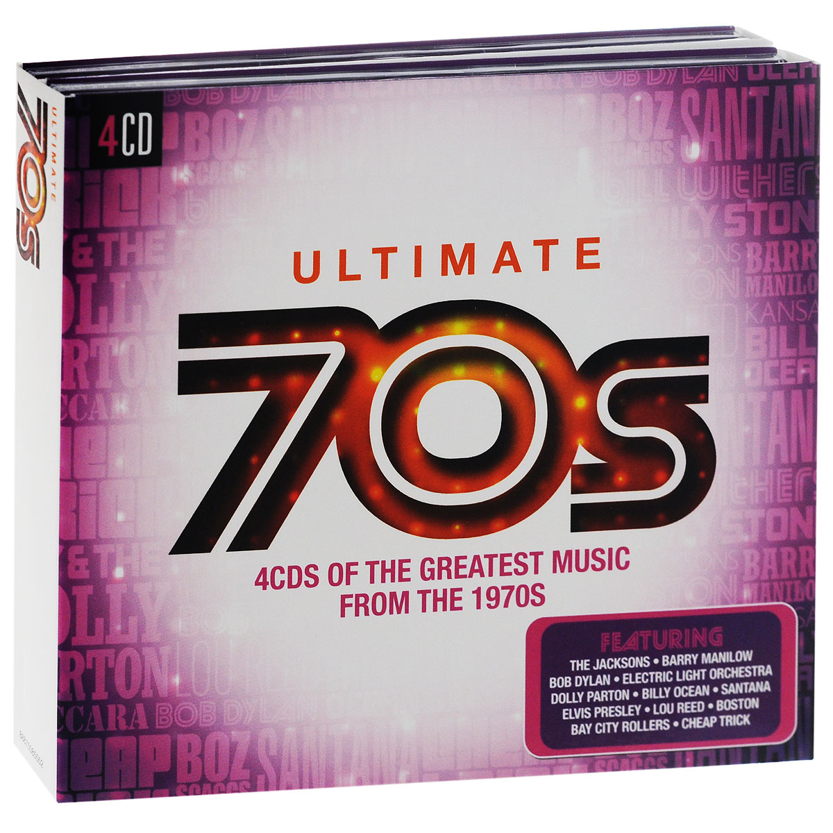 Ultimate 70s (4 CD)