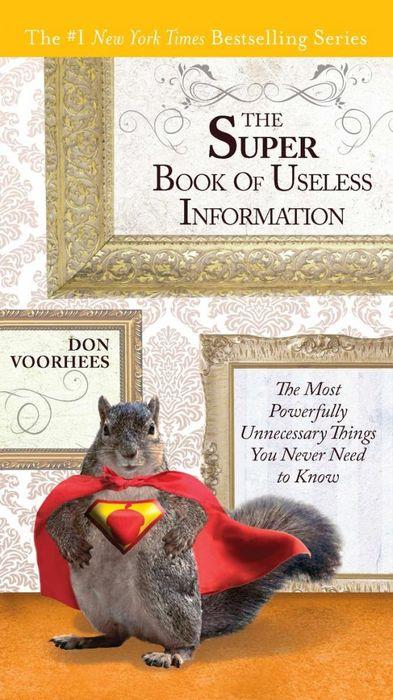 The Super Book of Useless Information super safari 2 big book