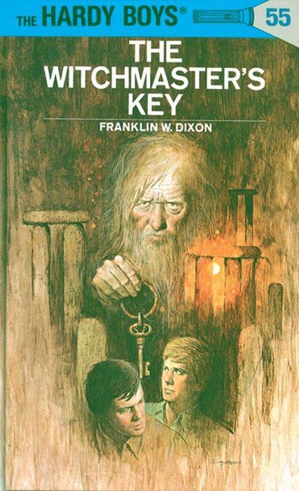 Hardy Boys 55: the Witchmaster's Key pierre hardy платок