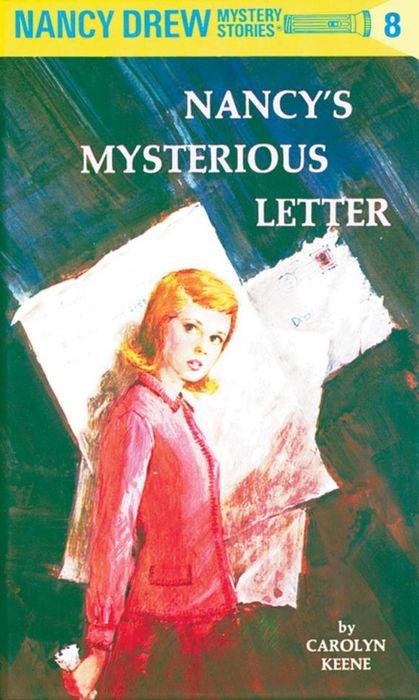 Nancy Drew 08: Nancy's Mysterious Letter nancy кукла нэнси в малиновой юбке плетение косичек nancy
