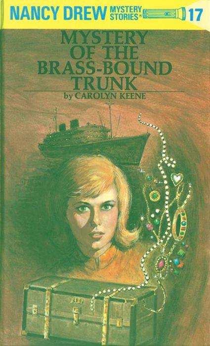 Nancy Drew 17: Mystery of the Brass-Bound Trunk nancy кукла нэнси в малиновой юбке плетение косичек nancy