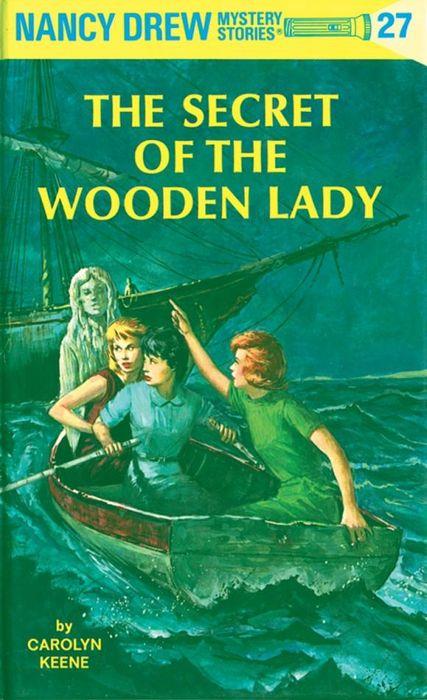 Nancy Drew 27: the Secret of the Wooden Lady nancy кукла нэнси в малиновой юбке плетение косичек nancy