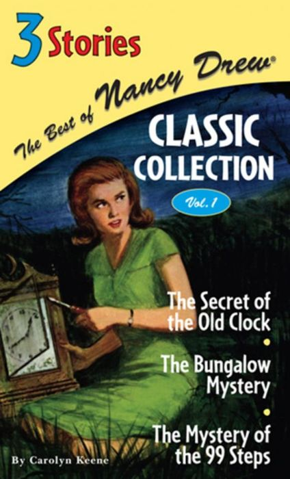 The Best of Nancy Drew Classic Collection the classic 90s collection cd
