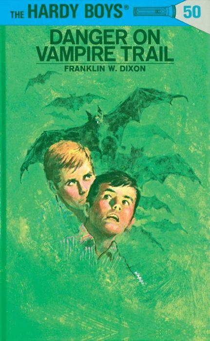 Hardy Boys 50: Danger on Vampire Trail pierre hardy платок