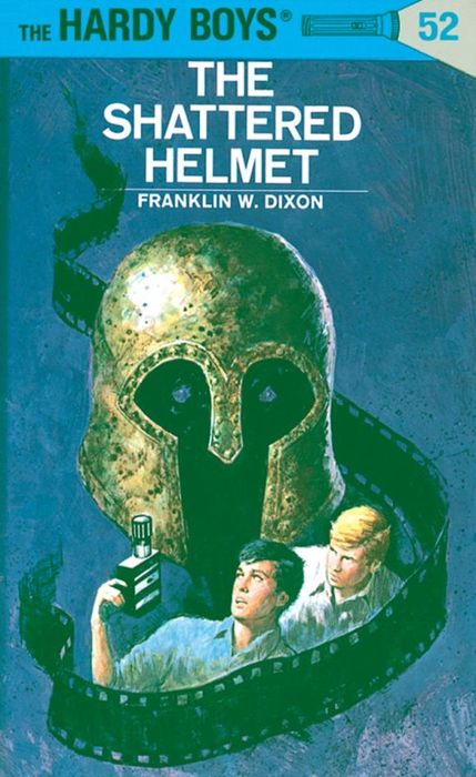 Hardy Boys 52: the Shattered Helmet shattered dreams