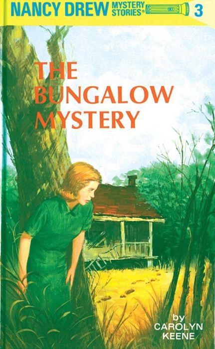 Nancy Drew 03: the Bungalow Mystery nancy кукла нэнси в малиновой юбке плетение косичек nancy