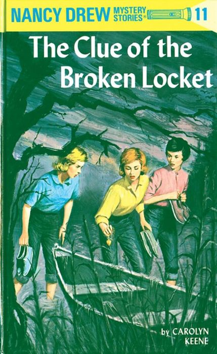 все цены на  Nancy Drew 11: the Clue of the Broken Locket