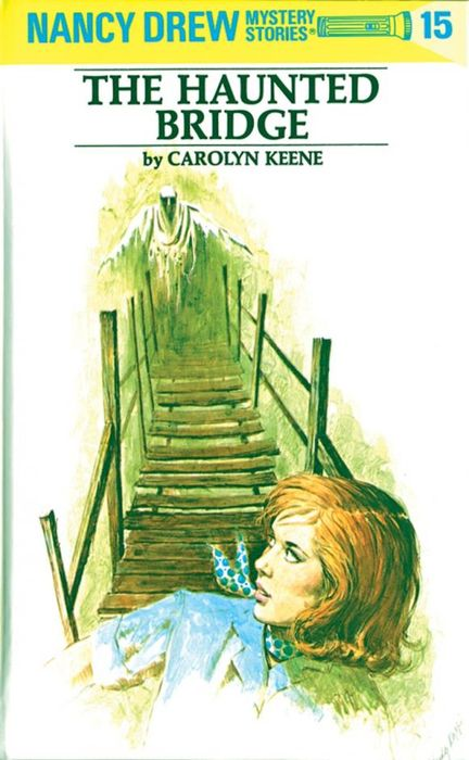 Nancy Drew 15: the Haunted Bridge портмоне the bridge 01401701 20