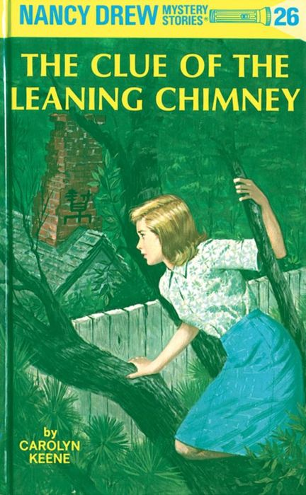 все цены на  Nancy Drew 26: the Clue of the Leaning Chimney