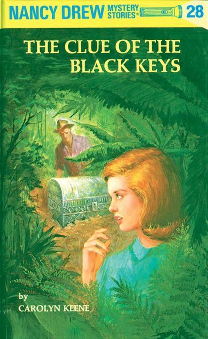 Nancy Drew 28: the Clue of the Black Keys the black keys the black keys el camino 2 lp