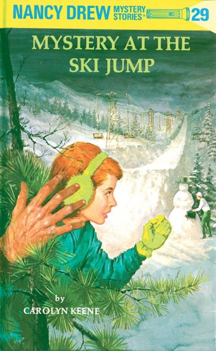 Nancy Drew 29: Mystery at the Ski Jump xdevice blackbox 29