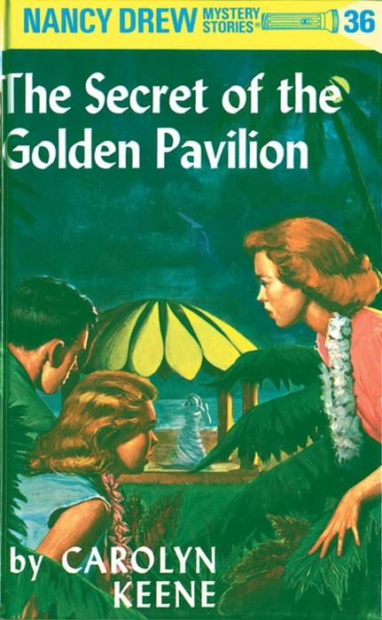 Nancy Drew 36: The Secret of the Golden Pavillion nancy кукла нэнси в малиновой юбке плетение косичек nancy