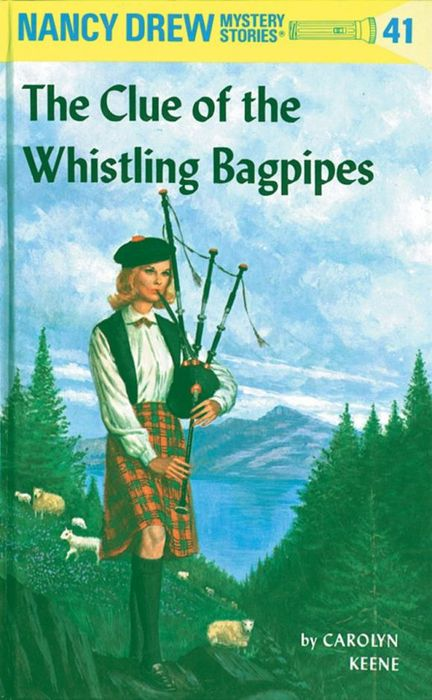все цены на  Nancy Drew 41: the Clue of the Whistling Bagpipes