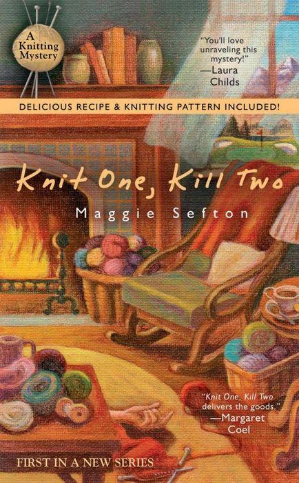 Knit One, Kill Two купить спицы knit pro symfonie