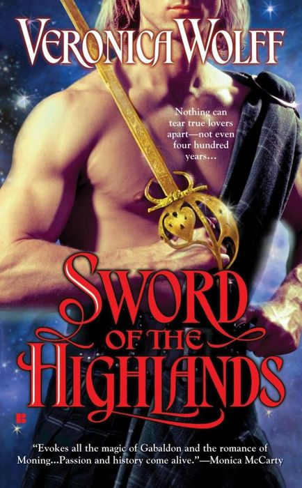 Sword of the Highlands sword in the storm