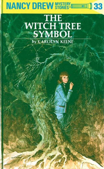 Nancy Drew 33: the Witch Tree Symbol pillywiggins and the tree witch