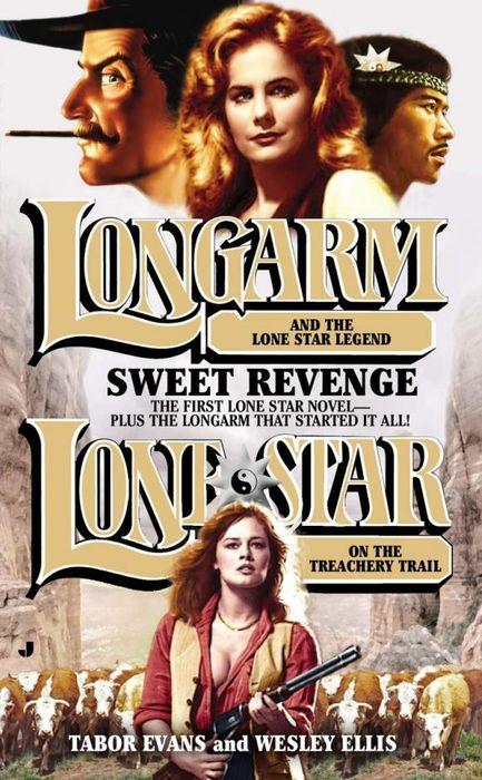 Longarm/Lone Star Omnibus lone eagle