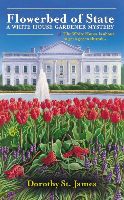 Flowerbed of State affair of state an