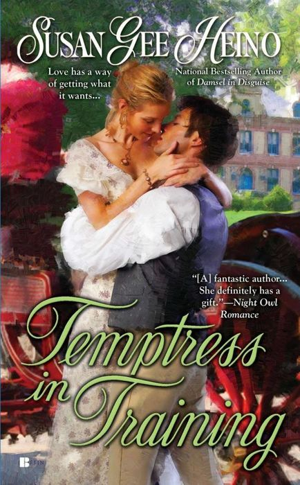 Temptress in Training training in compassion