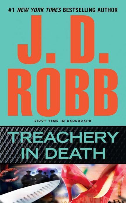 Treachery in Death promises in death