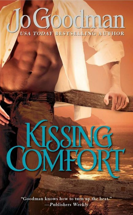 Kissing Comfort no more kissing