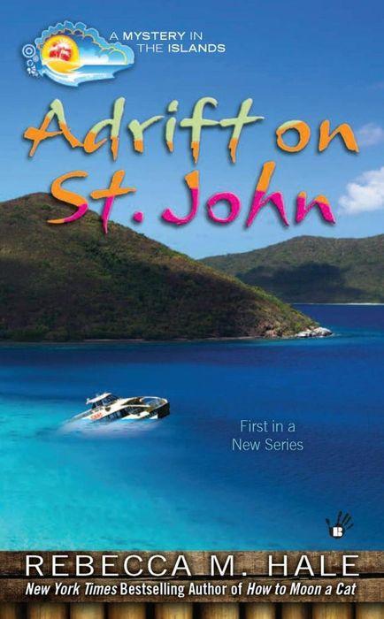 Adrift on St. John john escott girl on a motorcycle