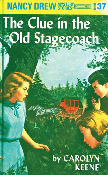 все цены на  Nancy Drew 37: the Clue in the Old Stagecoach