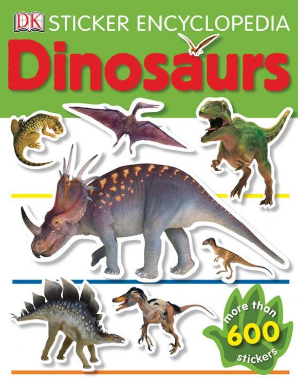 Sticker Encyclopedia: Dinosaurs sticker encyclopedia ocean