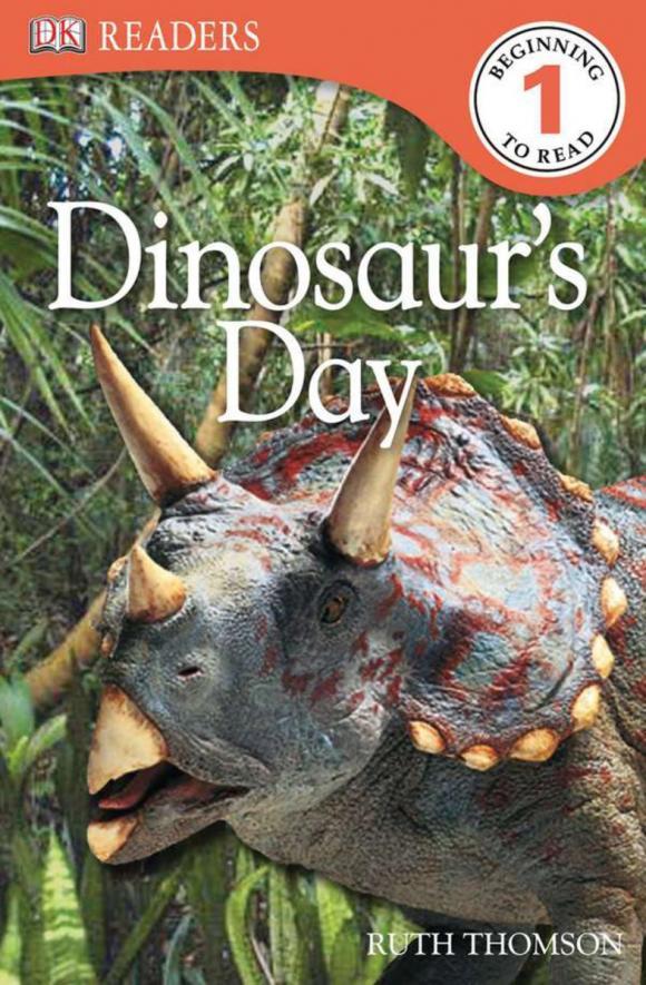 Купить DK Readers L1: Dinosaur's Day