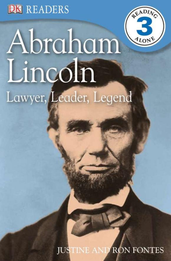 DK Readers L3: Abraham Lincoln: Lawyer, Leader, Legend футболка print bar abraham lincoln