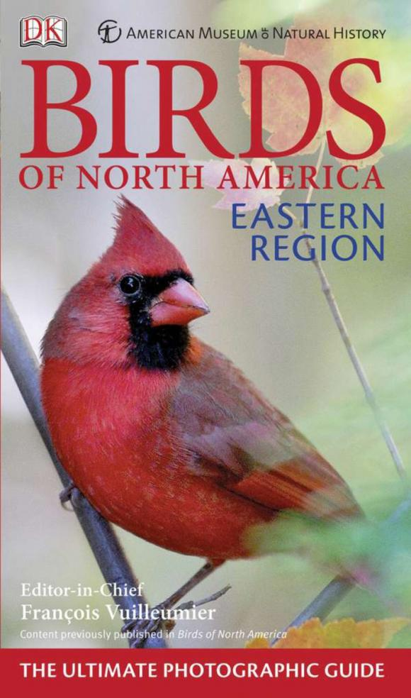 American Museum of Natural History Birds of North America Eastern Region a natural history of vision paper