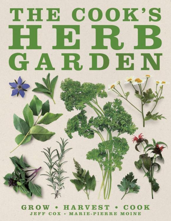 The Cook's Herb Garden the kissing garden