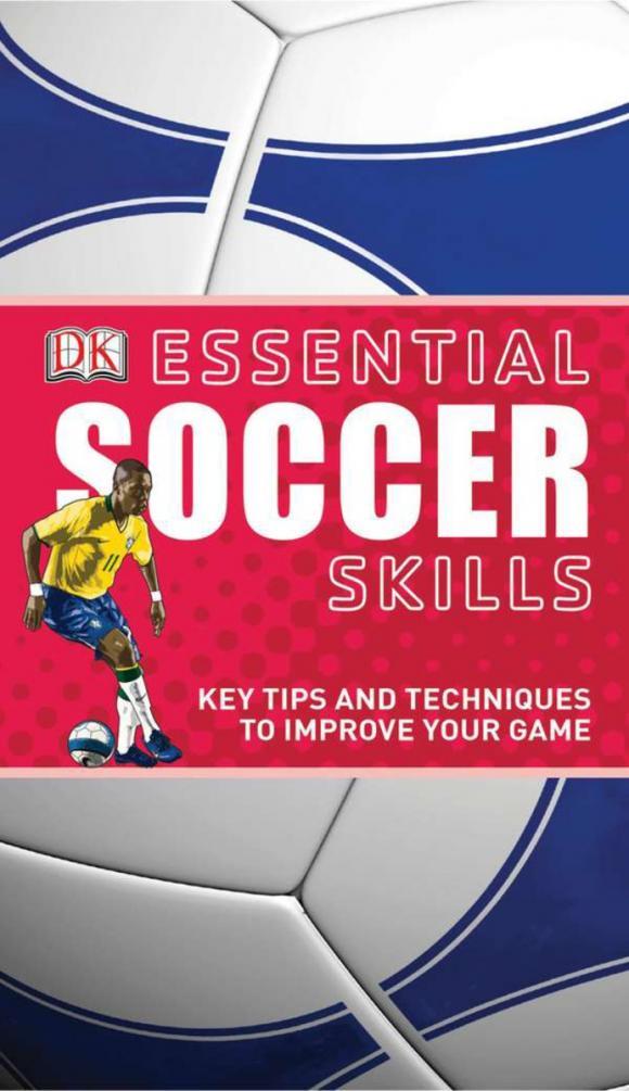 Essential Soccer Skills игра mookie soccer swingball 7260