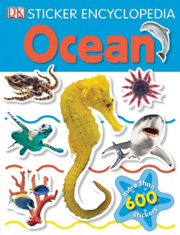Sticker Encyclopedia: Ocean sticker encyclopedia ocean