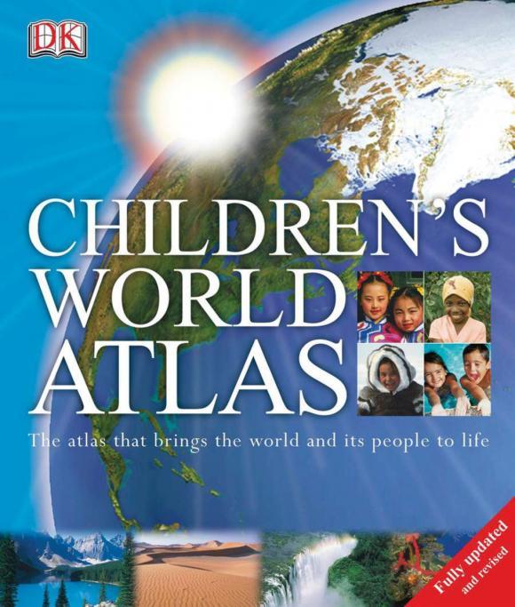 Children's World Atlas compact world atlas