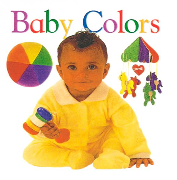 Baby Colors dk squeaky baby bath colors