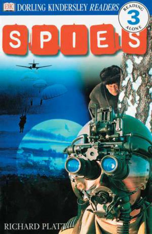 DK Readers L3: Spies! house of spies