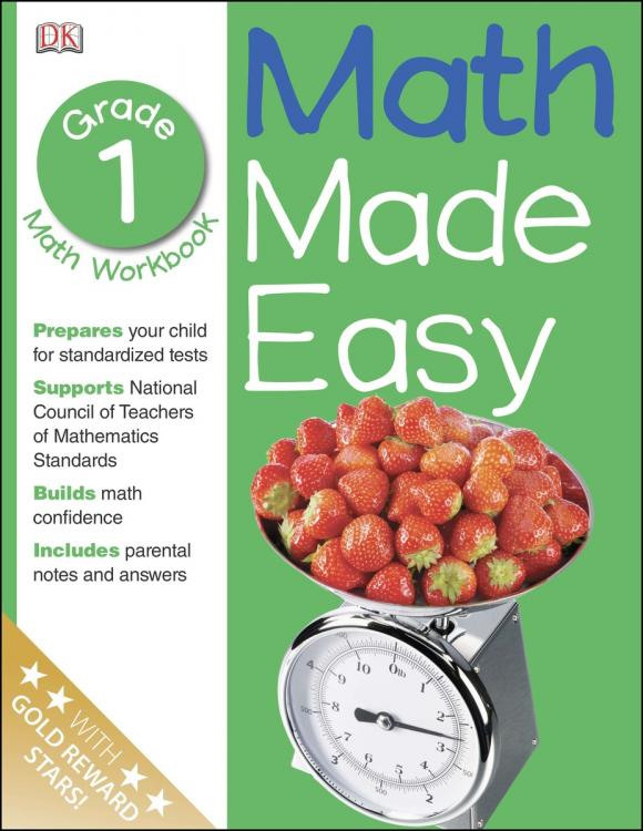 Math Made Easy: First Grade math made easy first grade
