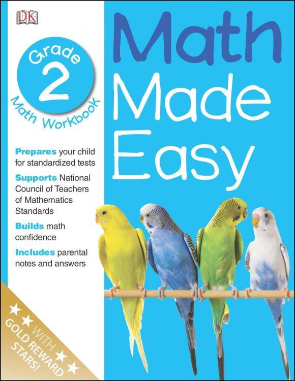 Math Made Easy: Second Grade math made easy first grade