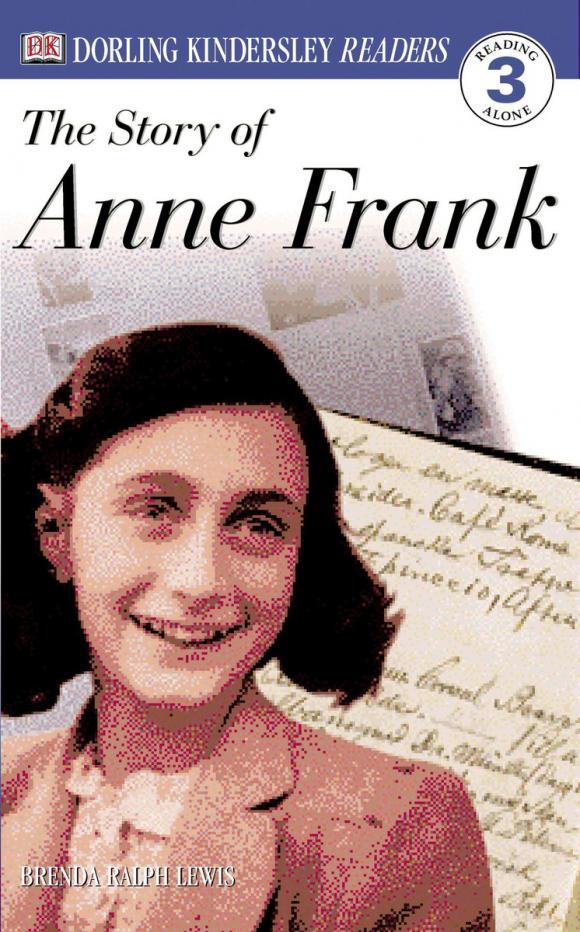 DK Readers L3: the Story of Anne Frank dk readers horse heroes true stories of amazing horses