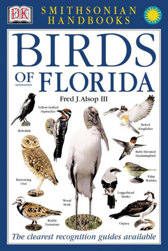 Smithsonian Handbooks: Birds of Florida birds of pulicat